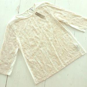 J. Crew Pullover Shirt